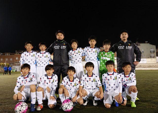 U-10/U-11の国際大会「メディアゴルカップ」日本選抜チームをサポートしました