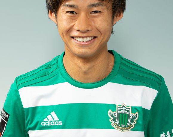 松本山雅FC所属・町田也真人選手と契約